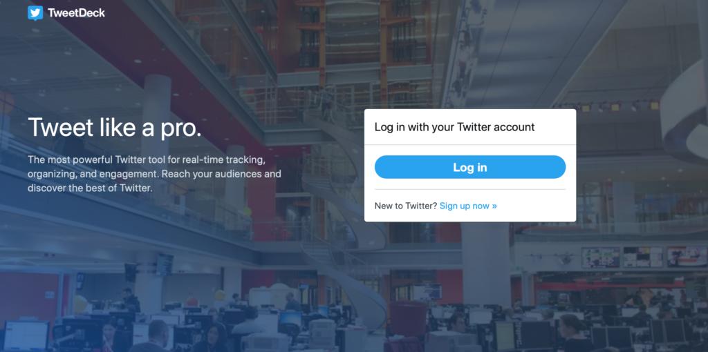 free Tweetdeck scheduler